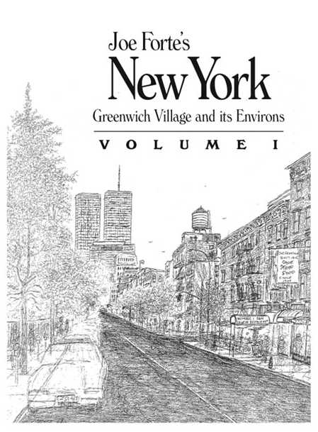 Click to purchase Joe Forte's New York  Volume 1