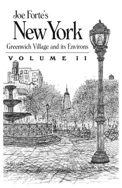 Click to purchase Joe Forte's New York Volume 2