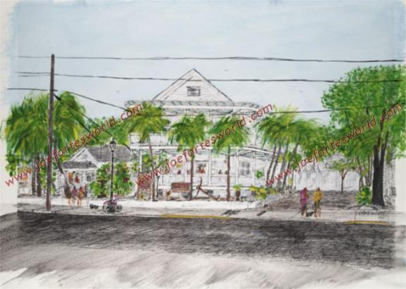 Click to view the images in Joe Forte's Key West Volume 1