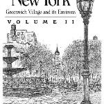 "Joe Forte's New York Greenwich village and its Environs Volume II Softcover bound 9"" x 11"" ISBN 0-9624755-2-1"